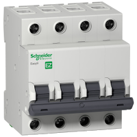 Автомат Schneider Electric серия Easy9 4п 63А
