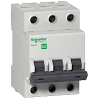 Автомат Schneider Electric серия Easy9 3п 25А